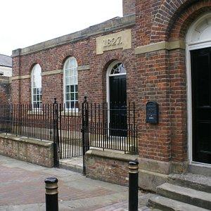 The Donnison Centre