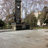 Vista del Monumento