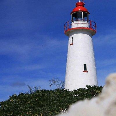 Heritage listed lighthouse on Lady Elliot Island