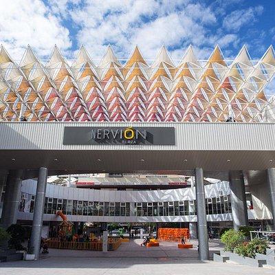 Bienvenidos a Nervión Plaza.