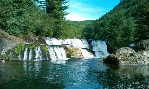 Dugan Falls, Washougal, WA