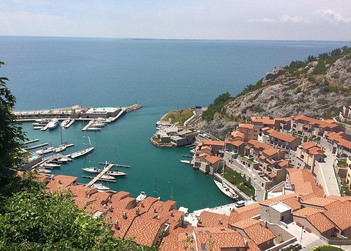 Portopiccolo Sistiana - luxury village. Новый поселок в виде амфитеатра в Систиана с собственным