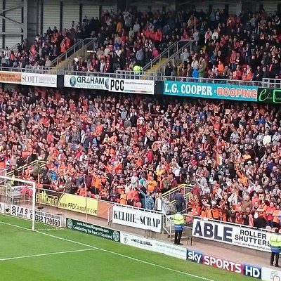 Great stadium, great fans!