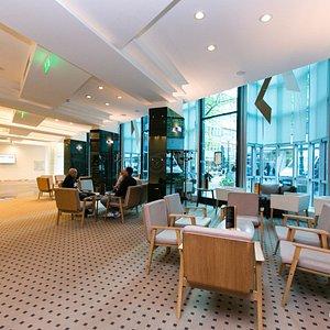 Lobby bar at the Hotel Dubrovnik