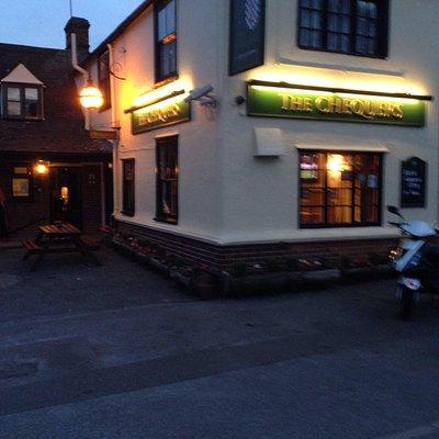 The Chequers, Hutton