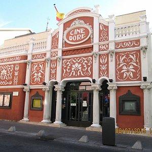 Cine Dore, national film theatre