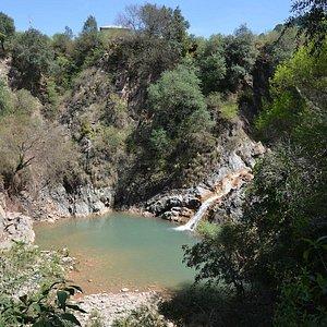Nila Sand - Main Pond