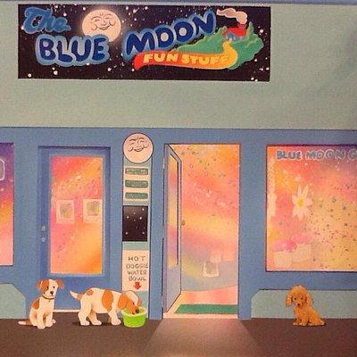 Blue Moon Gift Shop