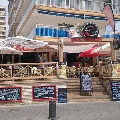 Sol Beach Bar - Benidorm