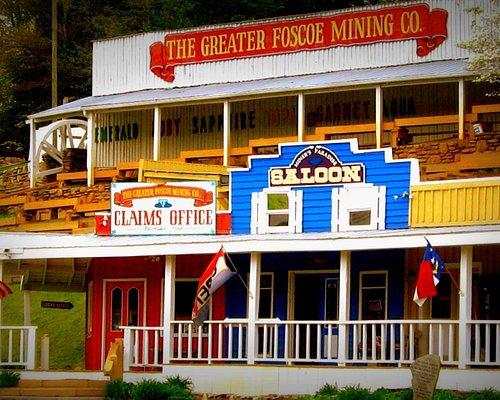 The Greater Foscoe Mining Company