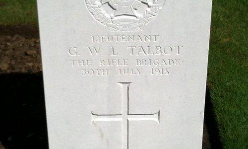 Gilbert Talbot