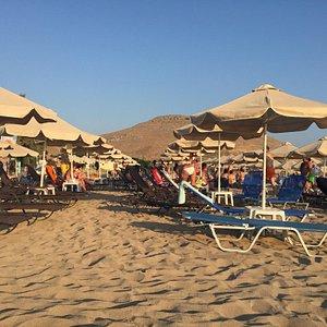 Spiaggia di platy