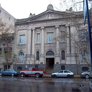 Biblioteca Bernardino Rivadavia