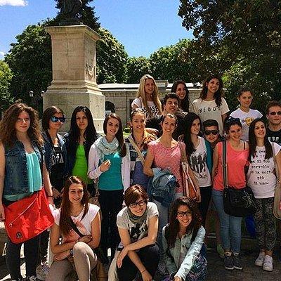 Ailola Madrid Spanish Language School Group