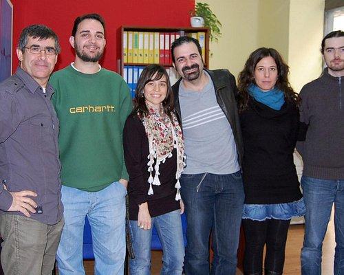 Ailola Madrid Spanish School Team & Staff