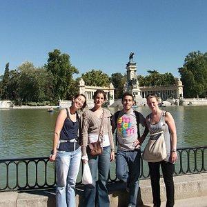 Ailola Madrid Spanish City Tour