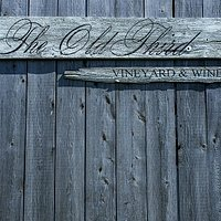 The Old Third Winery housed in a beautifully restored barn.