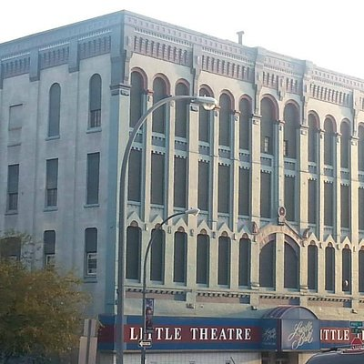 Lucille Ball Little Theatre of Jamestown - October 2014