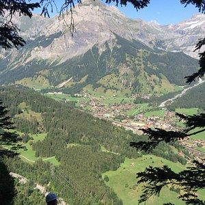 Kandersteg-Allmenalp Klettersteig