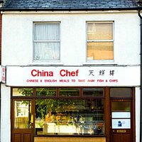 China Chef Shop Front