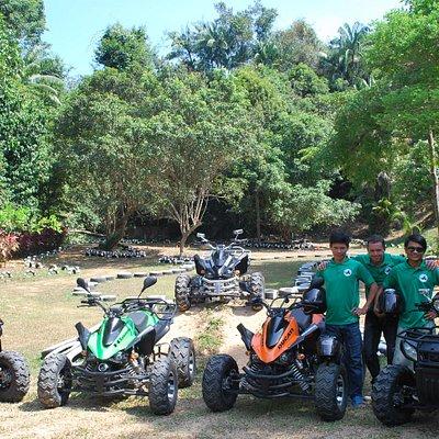 "Atv Borneo    ""more than just a great ride !"""