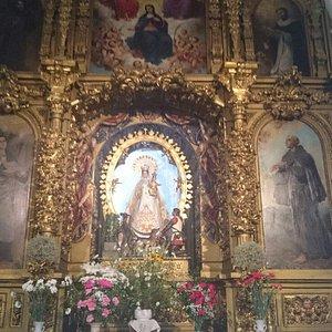 Ermita de Nuestra Señora de Chilla