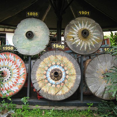 Generations of Oxcart Wheels