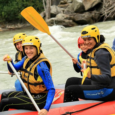 Osttirol, Lienz - St. Johann im Walde  New Rafting Base Info@rafting.hu