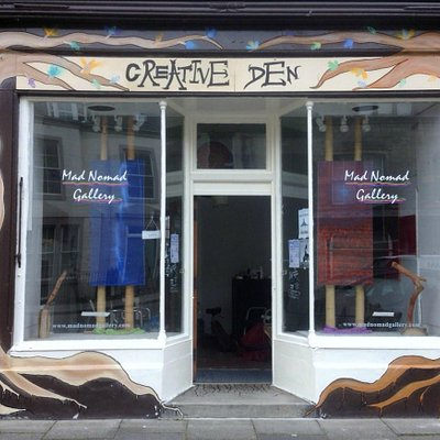 Mad Nomad Gallery, Hawick