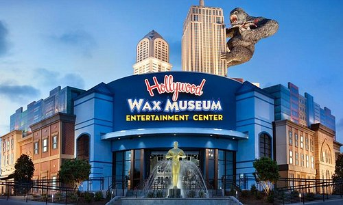 Hollywood Wax Museum - Myrtle Beach SC