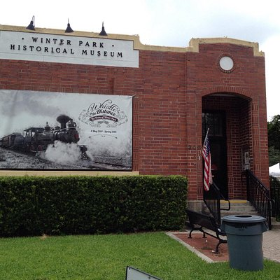 Winter Park Historical Museum 8/2015