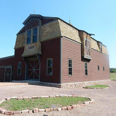 The 1888 Barn