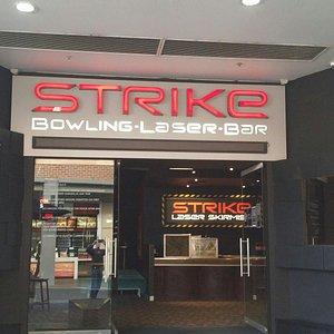 Strike Bowling Bar