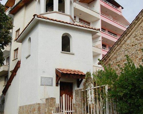 Колокольня храма святого Афанасия Великого