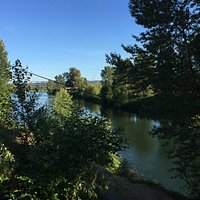 Snohomish River - View from the Deck