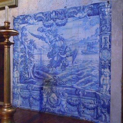 Pannello azulejos