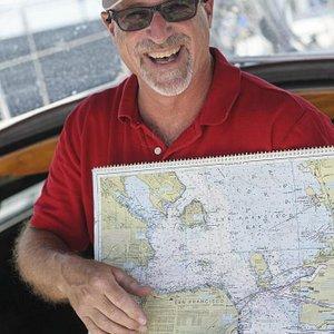 SF Bay Sailing--viewing the sailing chart
