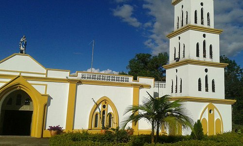 Nuestra Señora de Lourdes en San Agustín