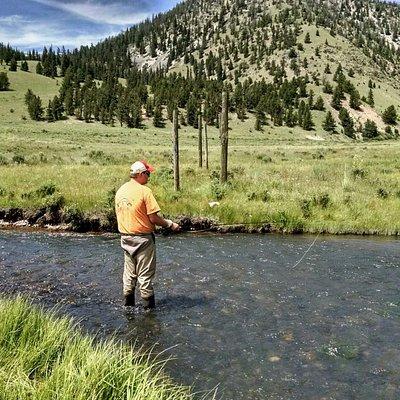 Fishing with Dos Amigos Anglers