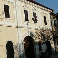 Az éület egykor görög kereskedő háza volt