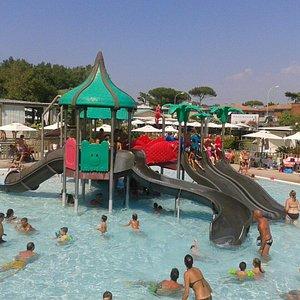 Scivoli  parco e piscina