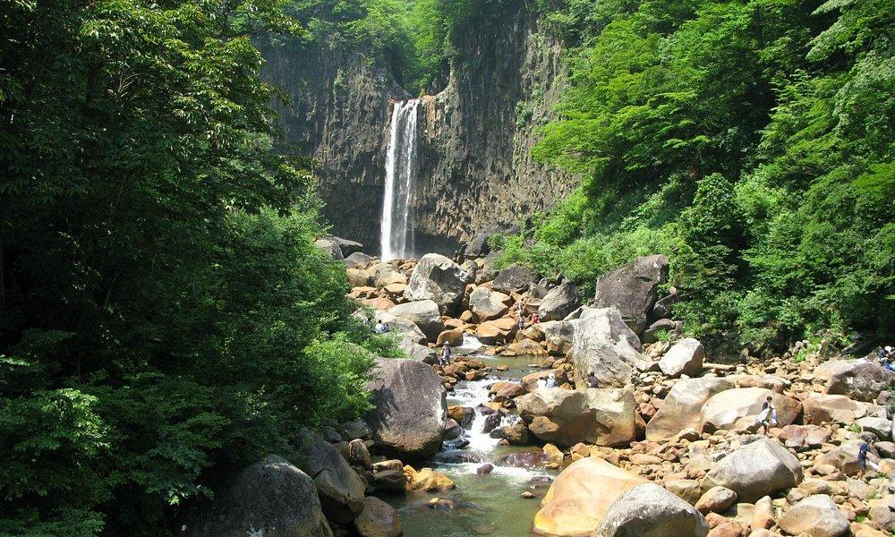 2015年8月2日の苗名滝