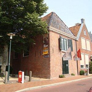 Exterieur Museum Admiraliteitshuis