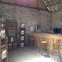 Our cider bar