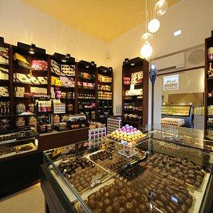 La cioccolateria