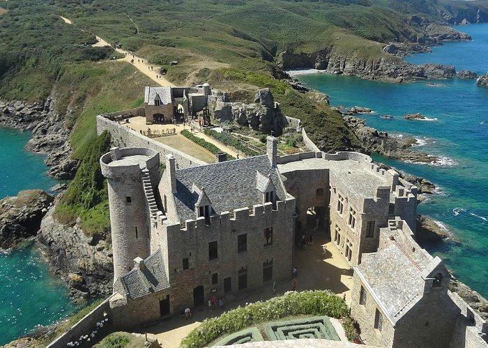 Le fort depuis le donjon