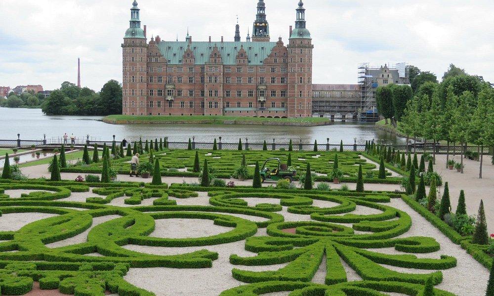 Giardini e castello