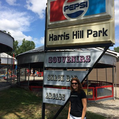 A great retro park. We enjoyed it very much. Plus GO CARTS!