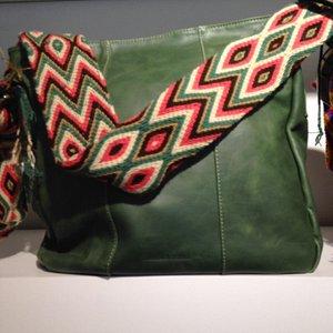 Quality handmade Colombian leather handbags! BEAUTIFUL!
