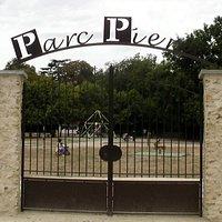 Entrée du Parc Pierre